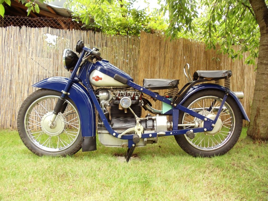 1946 Nimbus 750 For Sale (picture 1 of 6)