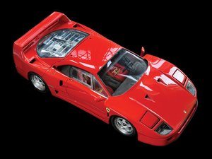 Ferrari F40 18 Scale Model For Sale by Auction