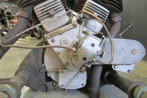 JAP: A JAP V-Twin engine