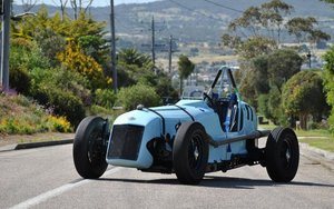 1938 BWA Historic Racing Car – Ex- 1953 Australian Grand Pri For Sale