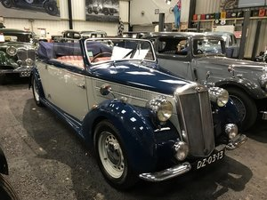 1939 Lancia Aprilia Cabriolet Lusso - Striking & Rare For Sale