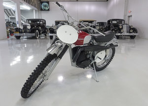 1968 Husqvarna 360 Viking - Flame Red For Sale