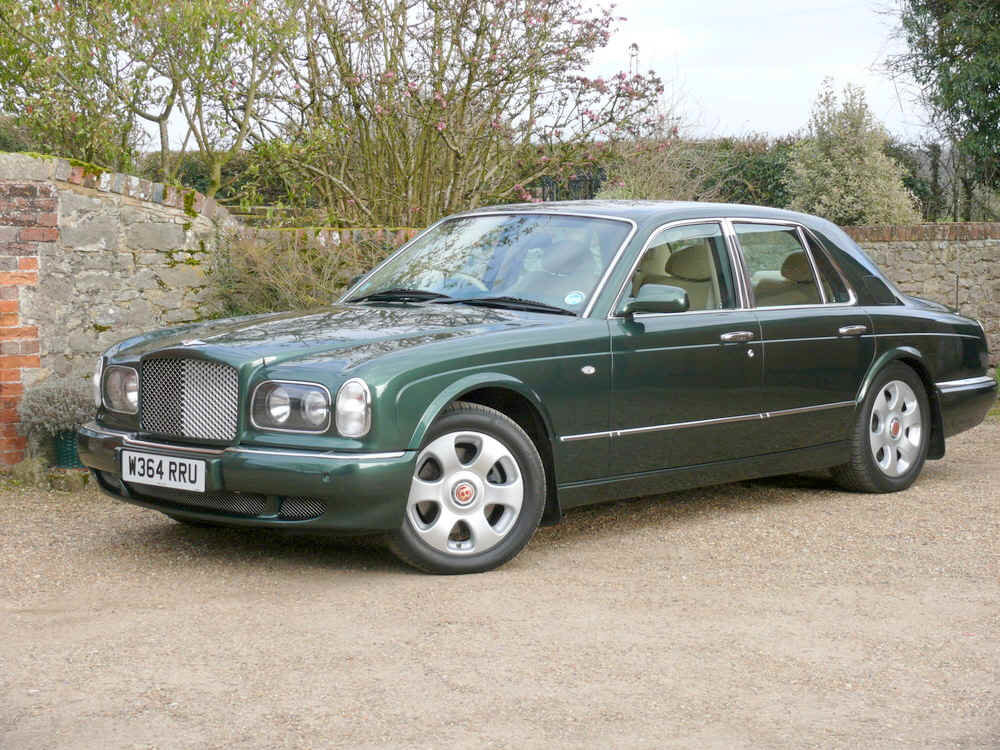 2000 Bentley Arnage Red Label  For Sale (picture 1 of 6)