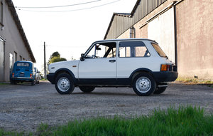 1984 Autobianchi A112 Junior For Sale