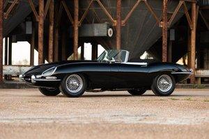 1962 Jaguar E-Type Series 1 3.8L Roadster Flatt_Floor LHD  For Sale