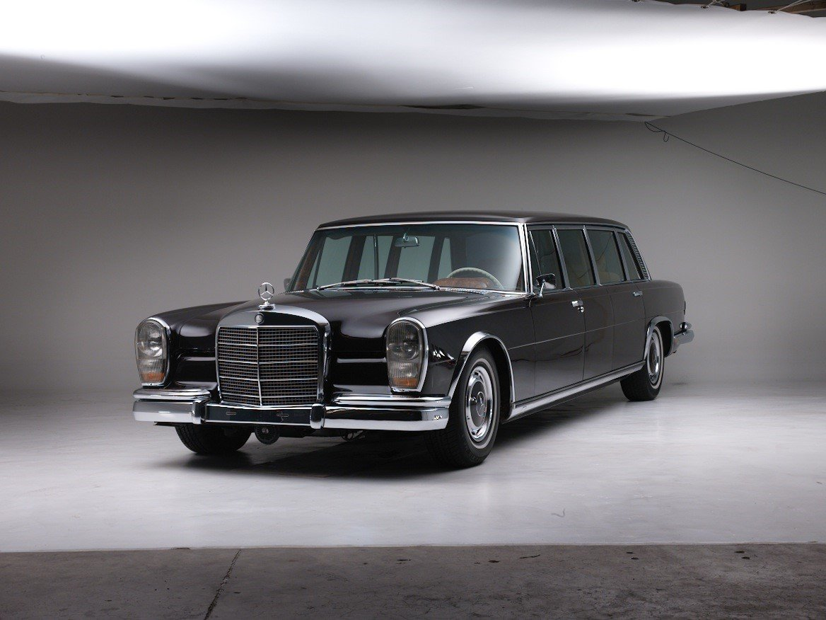1972 Mercedes Benz 600 LWB Pullman For Sale (picture 1 of 6)