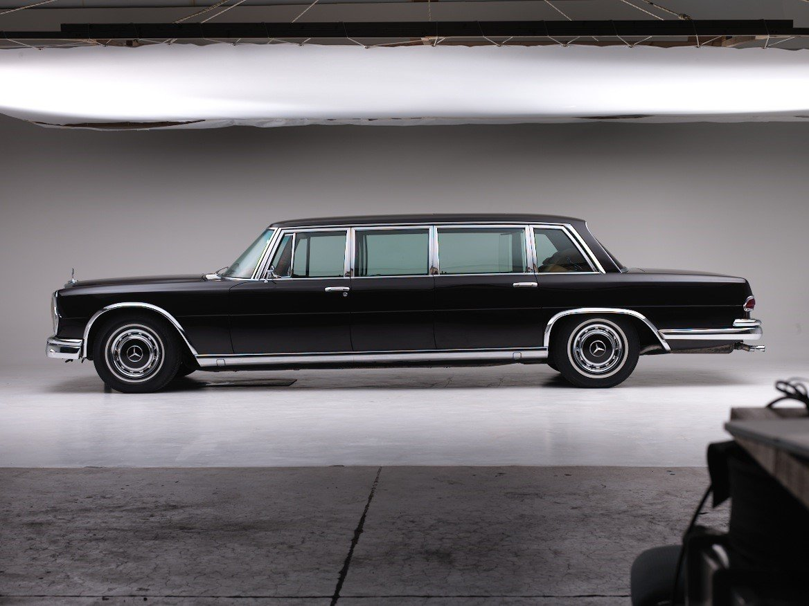 1972 Mercedes Benz 600 LWB Pullman For Sale (picture 2 of 6)