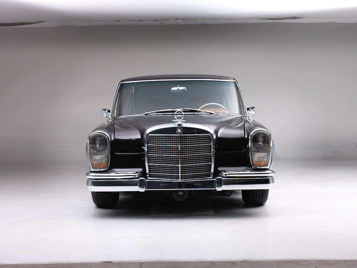 1972 Mercedes Benz 600 LWB Pullman For Sale (picture 4 of 6)