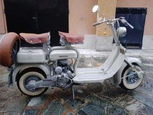 1952 Labretta 125 D