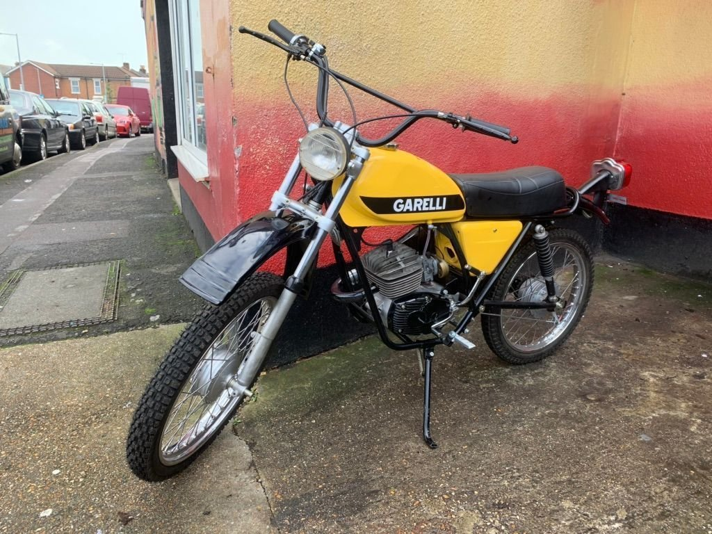 1970 Garelli KL50 For Sale (picture 1 of 6)