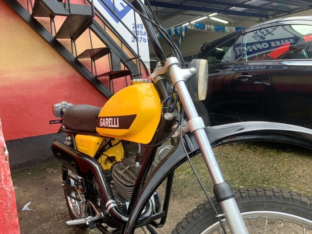 1970 Garelli KL50 For Sale (picture 2 of 6)