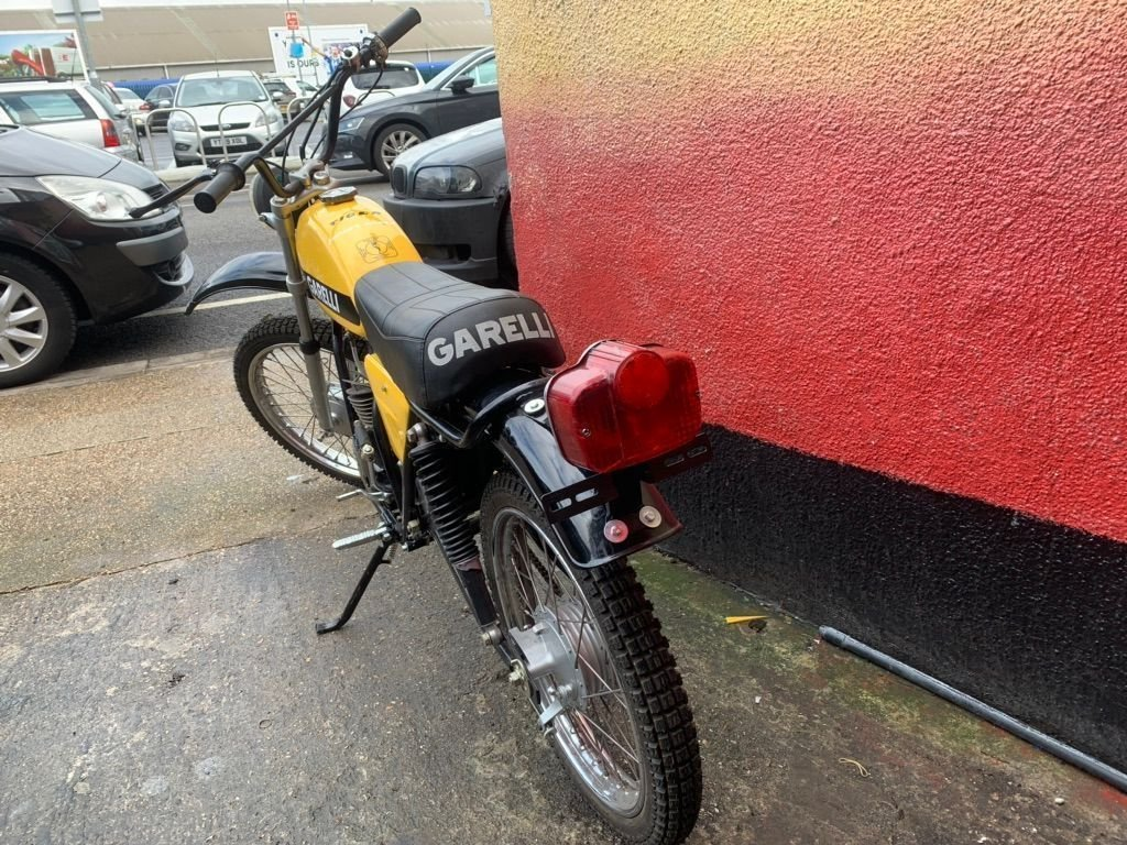 1970 Garelli KL50 For Sale (picture 3 of 6)