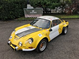 1971 Renault - Alpine A110 1600S Gr.4 - great palmares For Sale