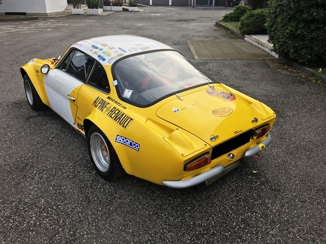 1971 Renault - Alpine A110 1600S Gr.4 - great palmares SOLD (picture 2 of 6)