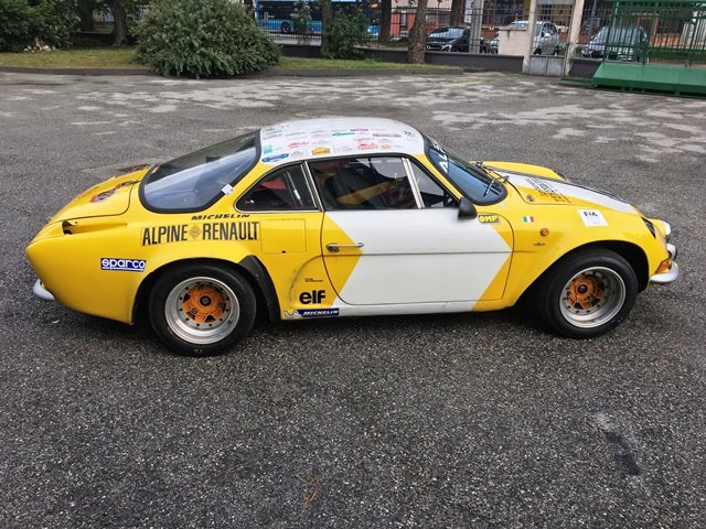 1971 Renault - Alpine A110 1600S Gr.4 - great palmares SOLD (picture 3 of 6)