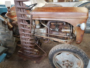 1949 grey fergie tractor For Sale