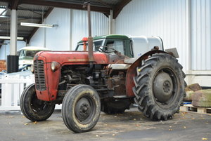 1962 Massey Ferguson 35X