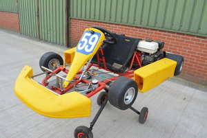 2000 Racing Go Kart For Sale by Auction