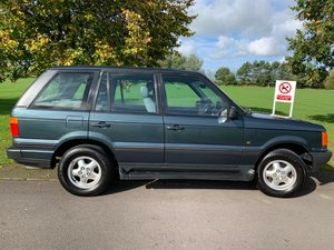 1996 Range Rover 2.5 DSA (P38) For Sale by Auction
