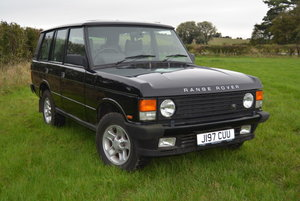 1991 Range Rover Vogue SE For Sale by Auction