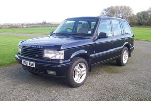 1999 Range Rover 4.6 HSE (P38) For Sale by Auction