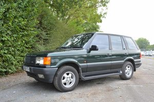 1997 Range Rover 4.6 HSE (P38) For Sale by Auction