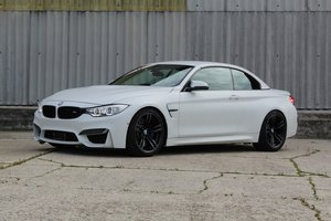2015 BMW M4 Cab. For Sale