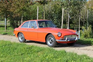 1974 MGB-GT For Sale