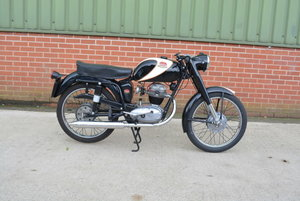 1961 FB Mondiale 125 For Sale by Auction