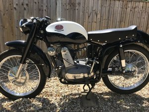 1955 FB Mondiale TV OHC For Sale by Auction