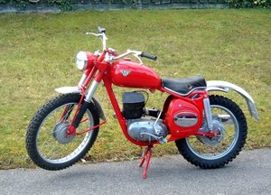 1959 Maico GT250 Trials For Sale by Auction