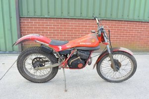 1986 Montesa Cota 304 Trials For Sale by Auction