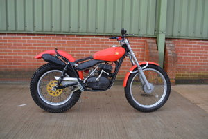 Montesa Cota 348 Twinshock Trials For Sale by Auction