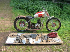 1929 SOS Dirt Track Special For Sale by Auction