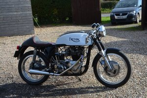 1960 Triton 750 Morgo Cafe Racer For Sale by Auction