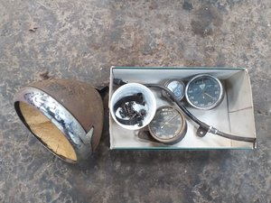 Smith Speedometer For Sale by Auction