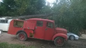 1954 ET6  Fire engine For Sale