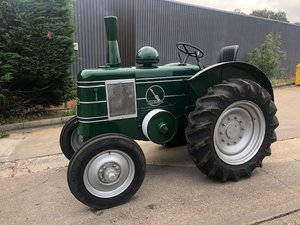 1947 Field Marshall Tractor For Sale