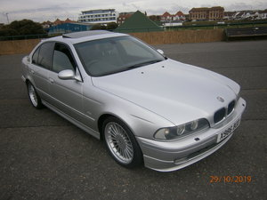 2000 bmw alpina b10 4.6 v8 saloon -titan silver- h For Sale