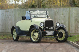 1923 Durant Runabout with dickey