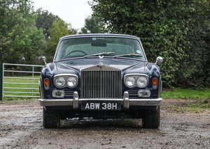 1970 Rolls-Royce Two-Door Mulliner Park Ward SOLD by Auction