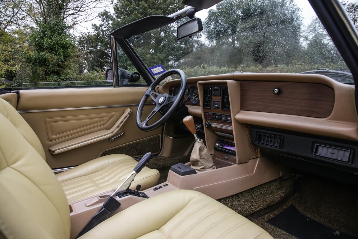 1984 Pininfarina Spider Azzurra SOLD by Auction (picture 5 of 6)