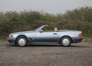 1994 Mercedes-Benz 500 SL Roadster SOLD by Auction