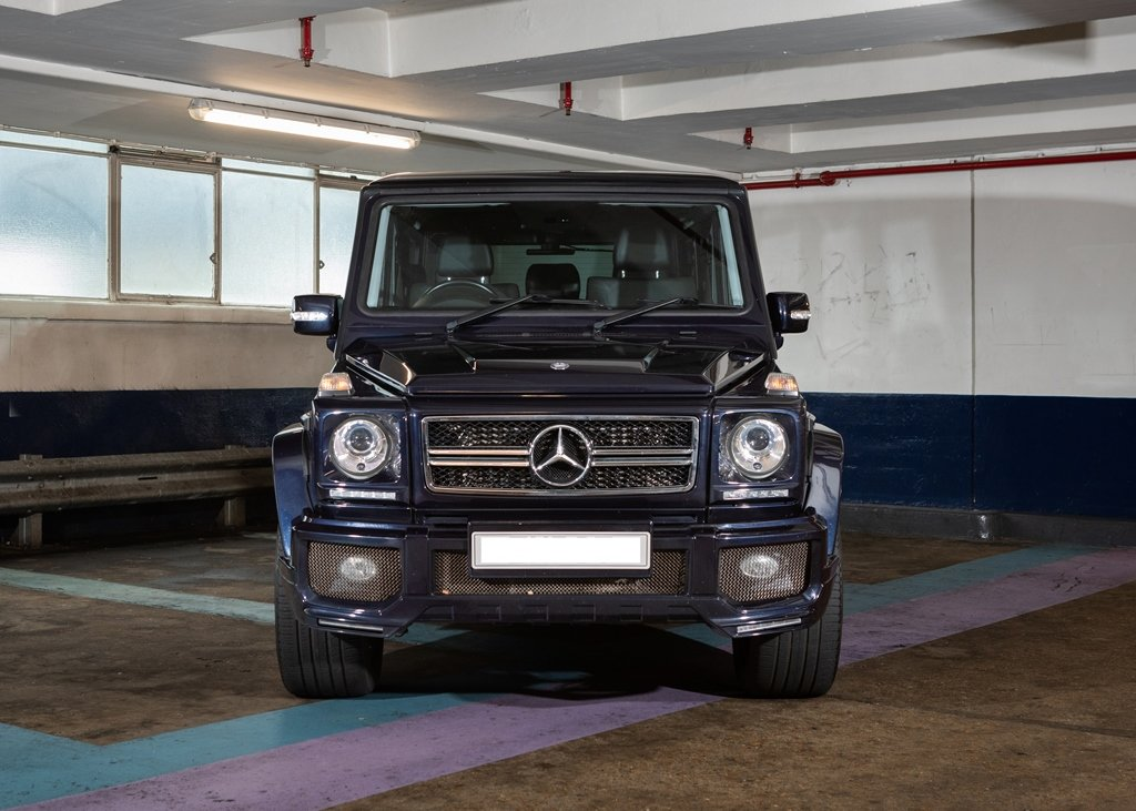 2011 Mercedes-Benz G350 SOLD by Auction (picture 1 of 6)