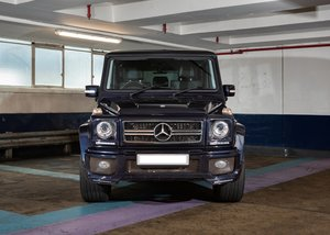 2011 Mercedes-Benz G350 SOLD by Auction