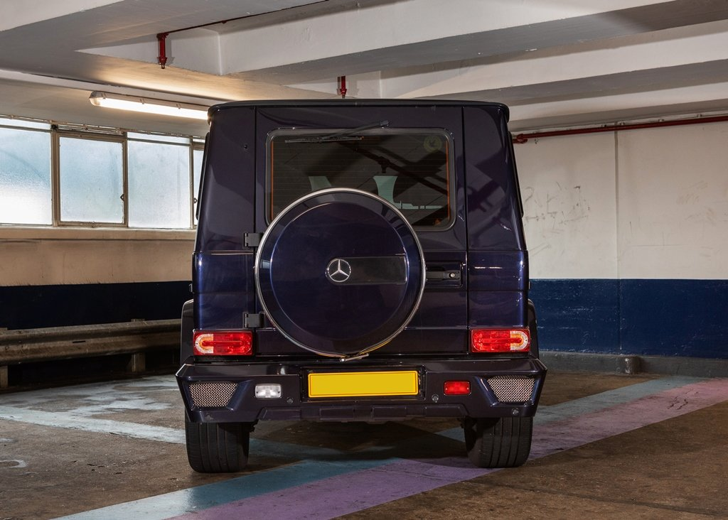 2011 Mercedes-Benz G350 SOLD by Auction (picture 3 of 6)