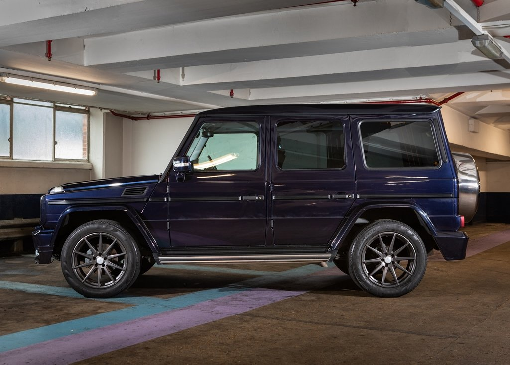 2011 Mercedes-Benz G350 SOLD by Auction (picture 4 of 6)