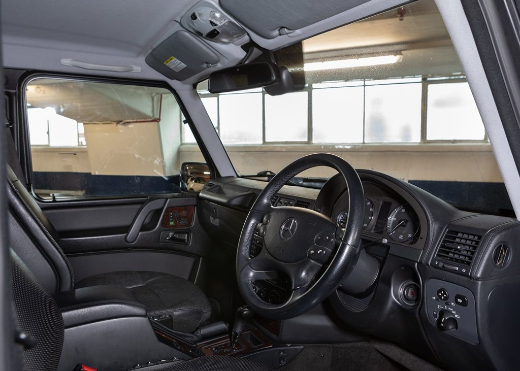 2011 Mercedes-Benz G350 SOLD by Auction (picture 5 of 6)