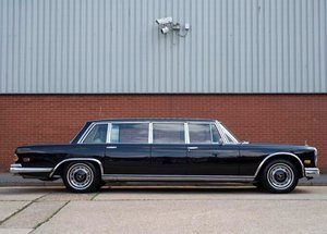 1971 Mercedes-Benz 600 Pullman SOLD by Auction