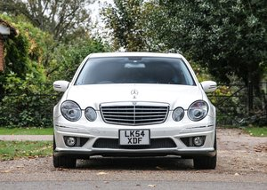 2005 Mercedes-Benz E55 AMG SOLD by Auction